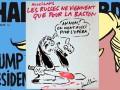 Charlie Hebdo высмеивает российских фанатов