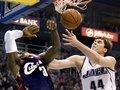 NBA: Кливленд побеждает Юту