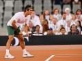 Федерер: Я смог провести хорошие тренировки