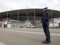 Сборная России будет играть с Францией под прицелом снайперов