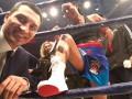 Кличко сделал яркое селфи с чемпионкой мира по боксу