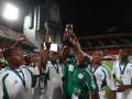 В молодежной сборной Нигерии 26 игроков не прошли тест на возраст