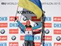 Биатлон: Золотой финиш Вали Семеренко в масс-старте