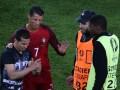 Федерация Португалии оштрафована за селфи Роналду с болельщиком во время матча