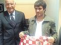Соперник сборной Украины пополнился форвардом из Аргентины