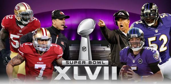 Брат на брата: В Супербоуле встретятся  San-Francisco 49ers Джима Харбо и Baltimore Ravens Джона Харбо