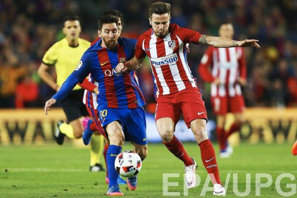 Прогноз на матч Атлетико - Барселона от букмекеров
