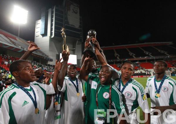 Молодые игроки Нигерии скрывали реальный возраст