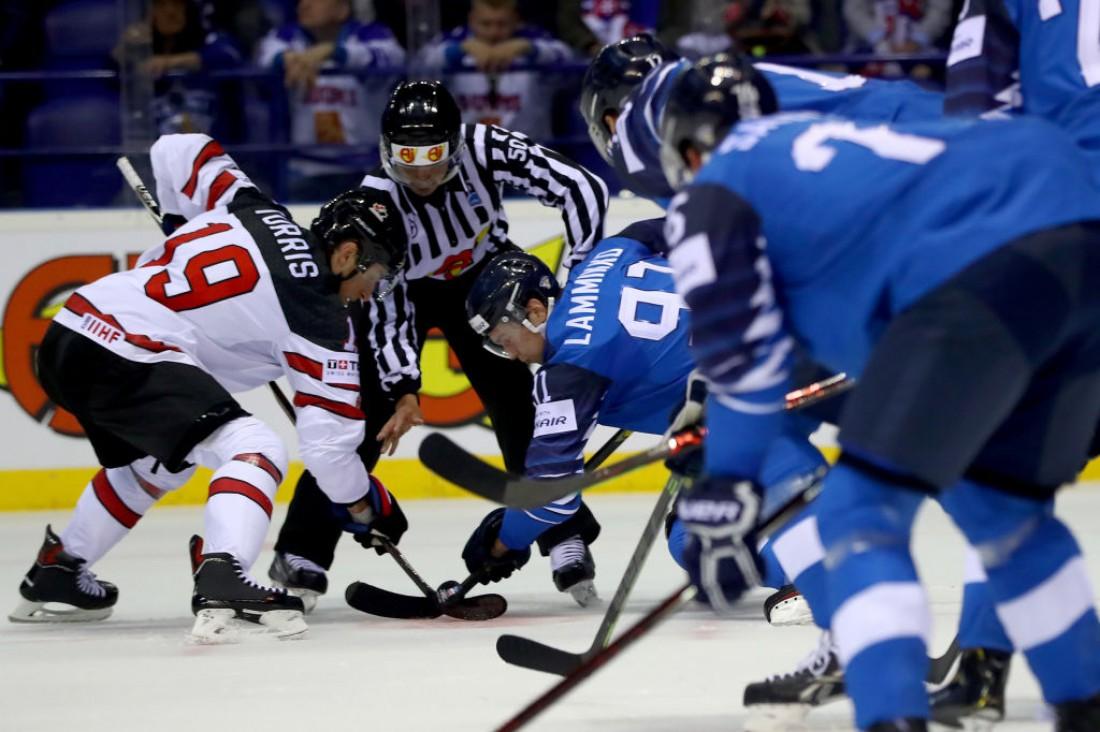 США сыграет с Финляндией
