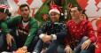 Шахтер милым видео поздравил фанатов с новогодними праздниками