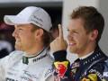 Гран-при Испании: Феттель вновь побеждает, Хэмилтон отстал менее чем на секунду
