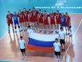 В США перед матчем волейбольных сборных не включили гимн России