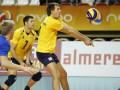 Сборная Украины по волейболу вышла в финал Универсиады