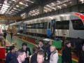 Машинисты поездов Hyundai стажируются в Южной Корее