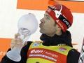 Бьорндален признан лучшим спортсменом зимнего сезона