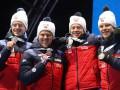 Сборная Норвегии определилась с составом на чемпионат мира по биатлону