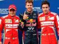 Формула-1. Феттель первым стартует на Гран-при Малайзии