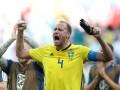 Игрок сборной Швеции пропустил рождение дочери из-за подготовки к матчу с Англией