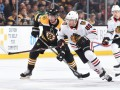 НХЛ: Бостон сильнее Чикако, Тампа-Бэй обыграла Монреаль