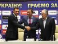 ФФУ представила обновленный тренерский штаб, в который вошел Шевченко