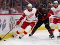 НХЛ: Каролина обыграла Детройт, Виннипег дожал Сент-Луис в овертайме