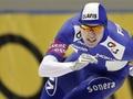 Конькобежный спорт: Путала лидер первого заезда