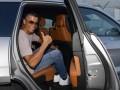 Роналду вместе с семьей прилетел в Турин на частном самолете