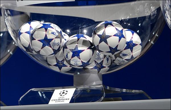 Жеребьевка Лиги чемпионов: Стали известны все пары 1/8 финала
