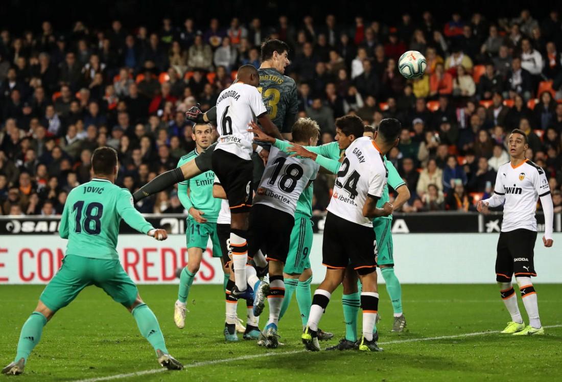 Валенсия - Реал Мадрид: видео голов и обзор матча