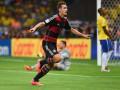 Мирослав Клозе стал лучшим бомбардиром в истории чемпионатов мира по футболу
