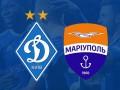Динамо – Мариуполь: видео онлайн трансляция матча чемпионата Украины