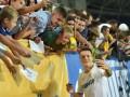 Семь тысяч болельщиков посетили открытую тренировку сборной Украины в Днепре