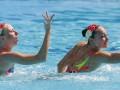 Украинские синхронистки заняли 4-ое место на Олимпиаде