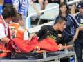 Звездная потеря. Новичок Барселоны Алексис Санчес получил травму
