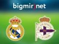 Реал - Депортиво 3:2 Трансляция матча чемпионата Испании