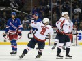 НХЛ: Вашингтон одолел Рейнджерс, Торонто разгромил Филадельфию