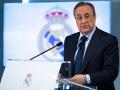 Президент Реала получил посылку с неизвестным порошком