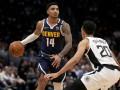 НБА: Атланта проиграла Бруклину, Денвер обыграл Клипперс