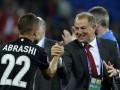 Тренер сборной Албании: Осчастливили албанских болельщиков