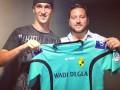 Украинский перспективный вратарь продолжит карьеру в Бельгии