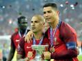 Куарежма:  Роналду - единственный футболист, которым я восхищаюсь