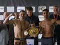 Беринчик уверенно победил Сармиенто