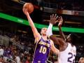 Михайлюк набрал первые очки в НБА