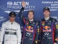 Феттель выиграл квалификацию на Гран-при Кореи (ФОТО)