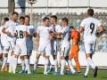 Заря разгромила Будучность в первом матче квалификации Лиги Европы