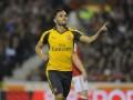 Экс-нападающий Динамо Лукас Перес сделал дубль за лондонский Арсенал
