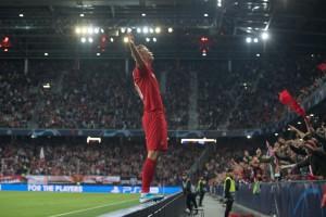 Холанд стал лучшим игроком первого тура Лиги чемпионов