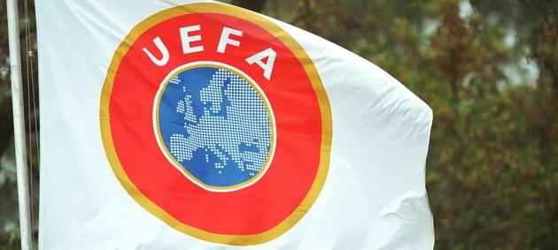 Таблица коэффициентов УЕФА: Украина потеряла одну позицию