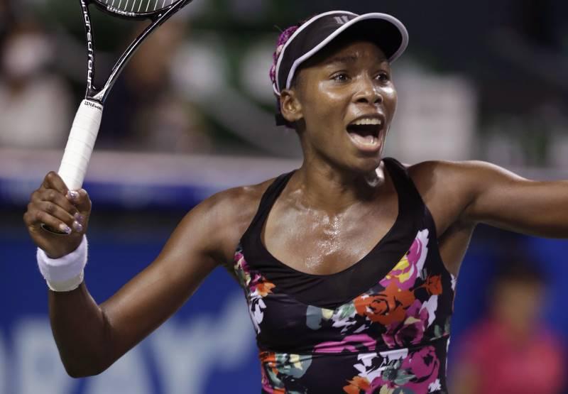Венус Уильямс установила новый рекорд скорости подачи