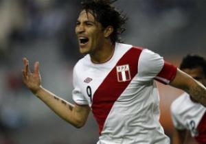 Сборная Перу завоевала третье место на Копа Америка